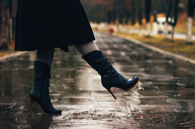 A Guide To Taking Care Of Your Shoes During Rainy Season