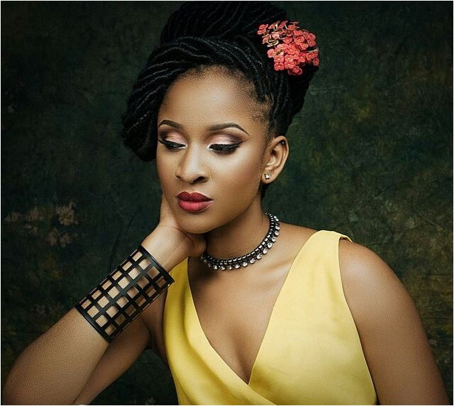 Adesua Etomi's Five Rules On Spending Is What Every Woman Should Know