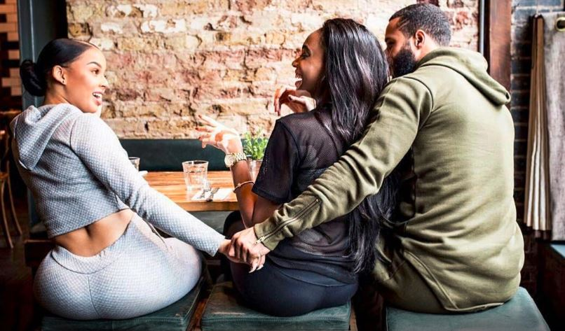 Dealing With The Other Woman In Your Relationship