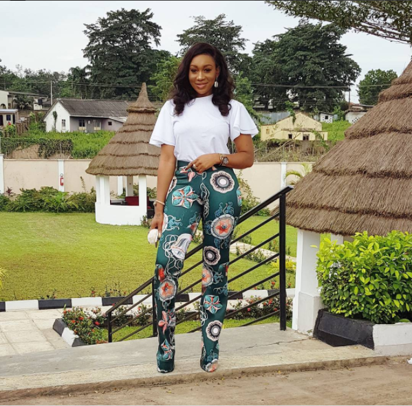 Ebube Nwagbo Knows How To Flaunt Her Curves And These 10 Photos Are Proof