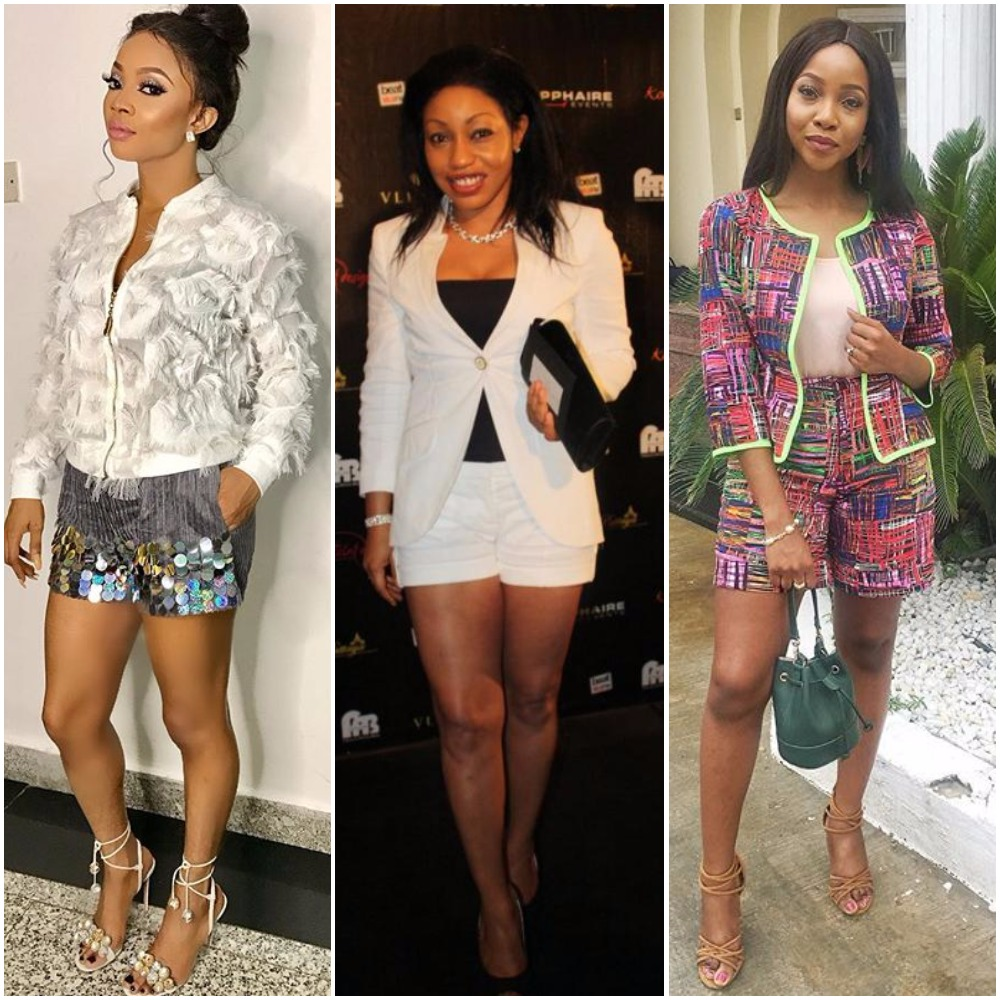 These 12 Celebrities Are Proof That Shorts Can Look Good On Any One