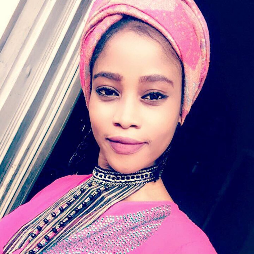This 19-Year-Old Hausa Lady Has Something In Common With Nicki Minaj And It Will Surprise You