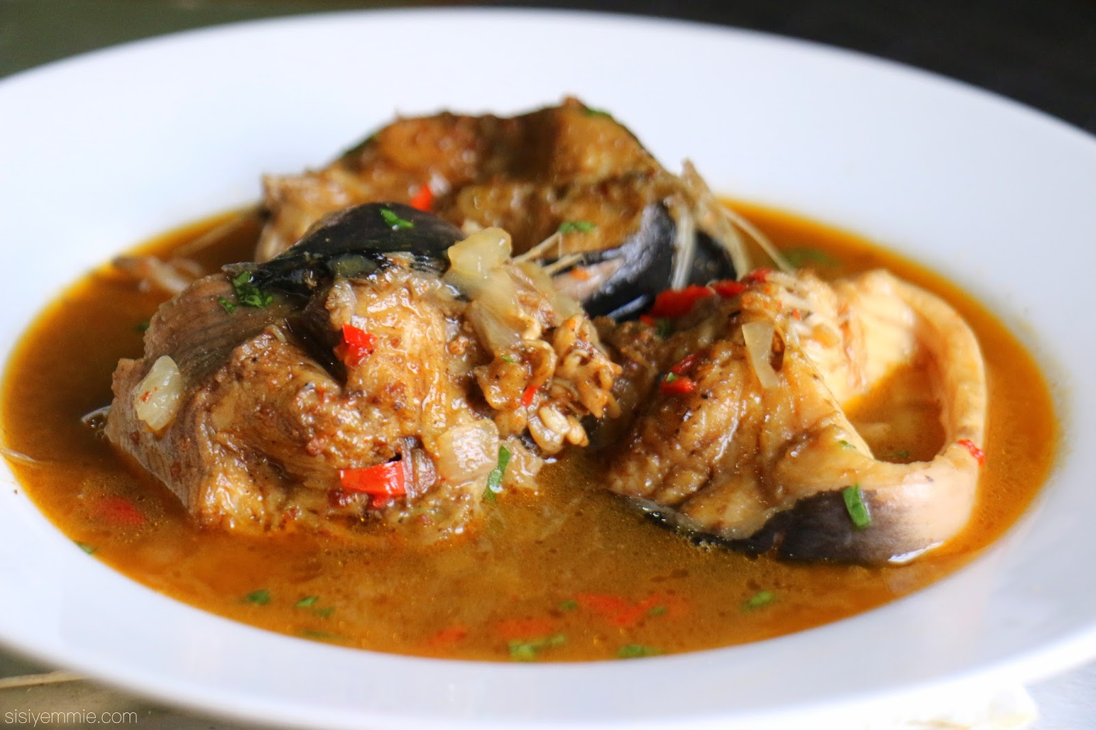 Catfish Peppersoup Tutorial