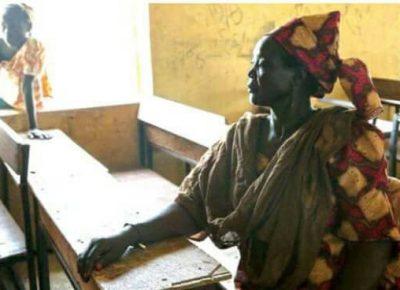 Zainabu Hamayaji Fakes Madness To Save Daughter From Boko Haram