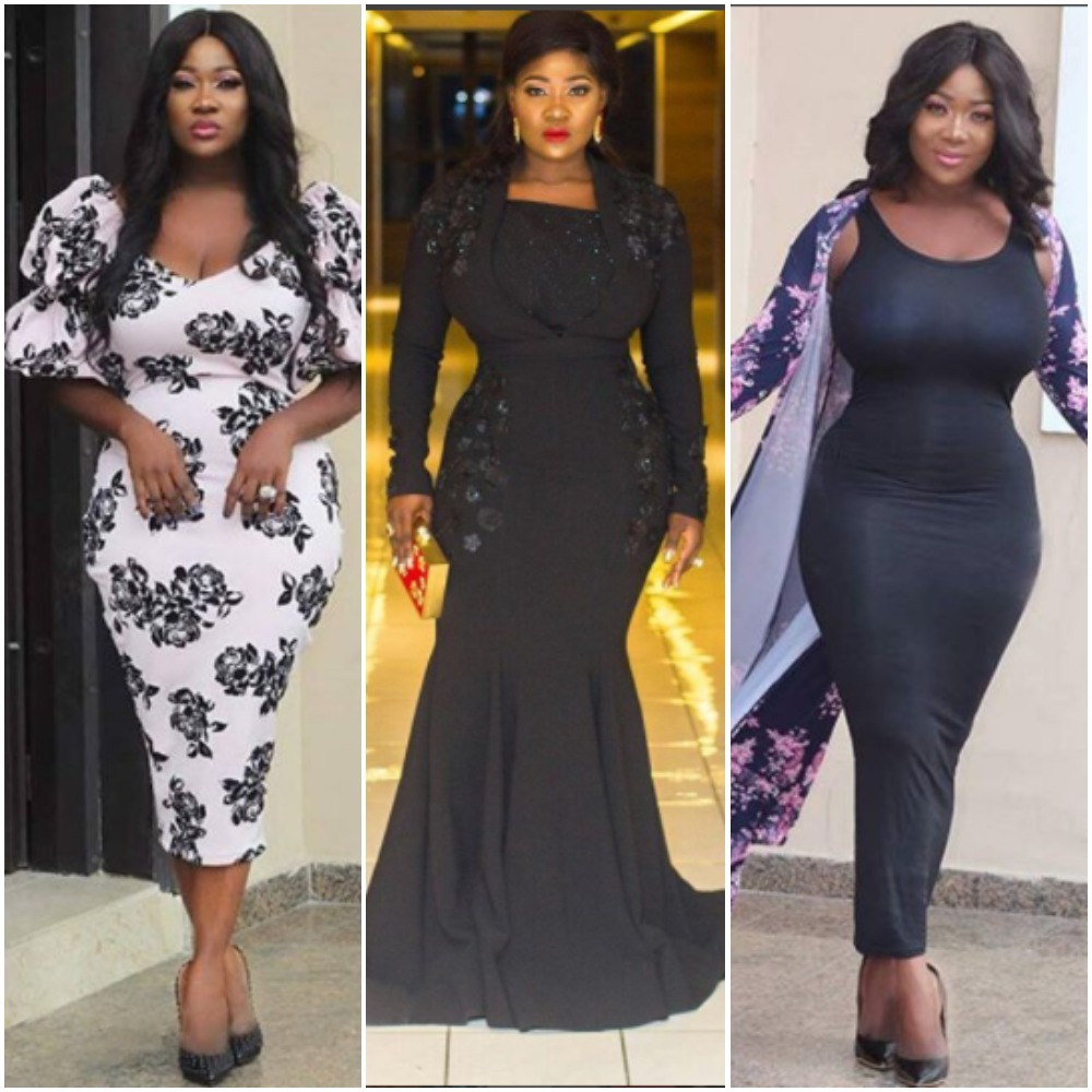 11 Times Mercy Johnson Showed Us How To Rock A Curvy Body