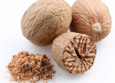 Health Benefits Of Nutmegs