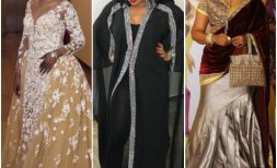 Nigerian Female Celebrities At The Wedding Party 2 Premiere