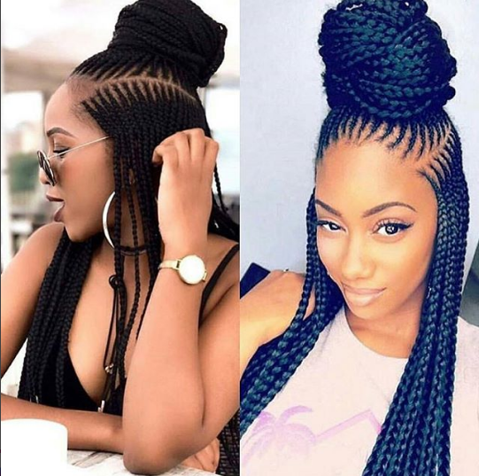Ghana Weaving Hairstyles You Should Definitely Try Out