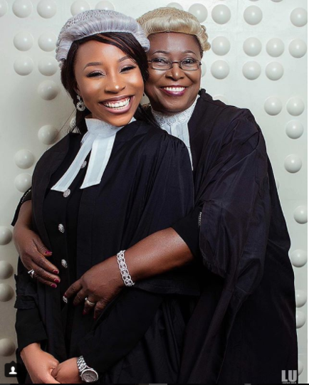 How This Newly Called To Bar Lady Fell In Love With Law At Age 2 Will Amaze You