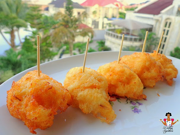 Learn How To Prepare Ojojo (Yam Fritters) With This Very Simple Tutorial