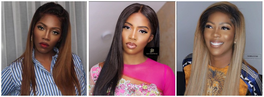 15 Photos That Proves Tiwa Savage Loves Experimenting With Her Hairstyles