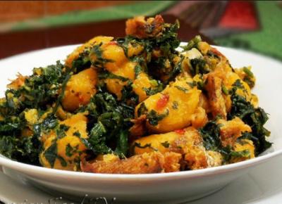 How To Prepare Unripe Plantain Porridge