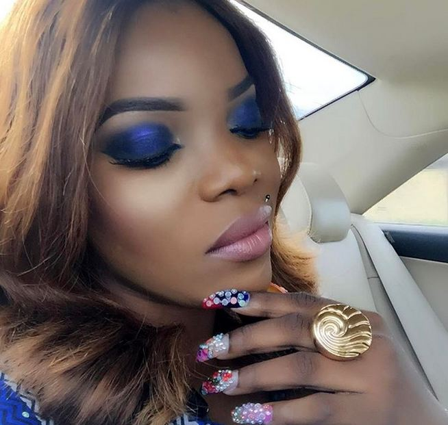 7 Photos That Show That Empress Njamah Has A Fetish For Nails