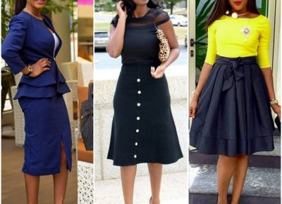 Tuesday Style Inspiration For 9 To 5 Ladies