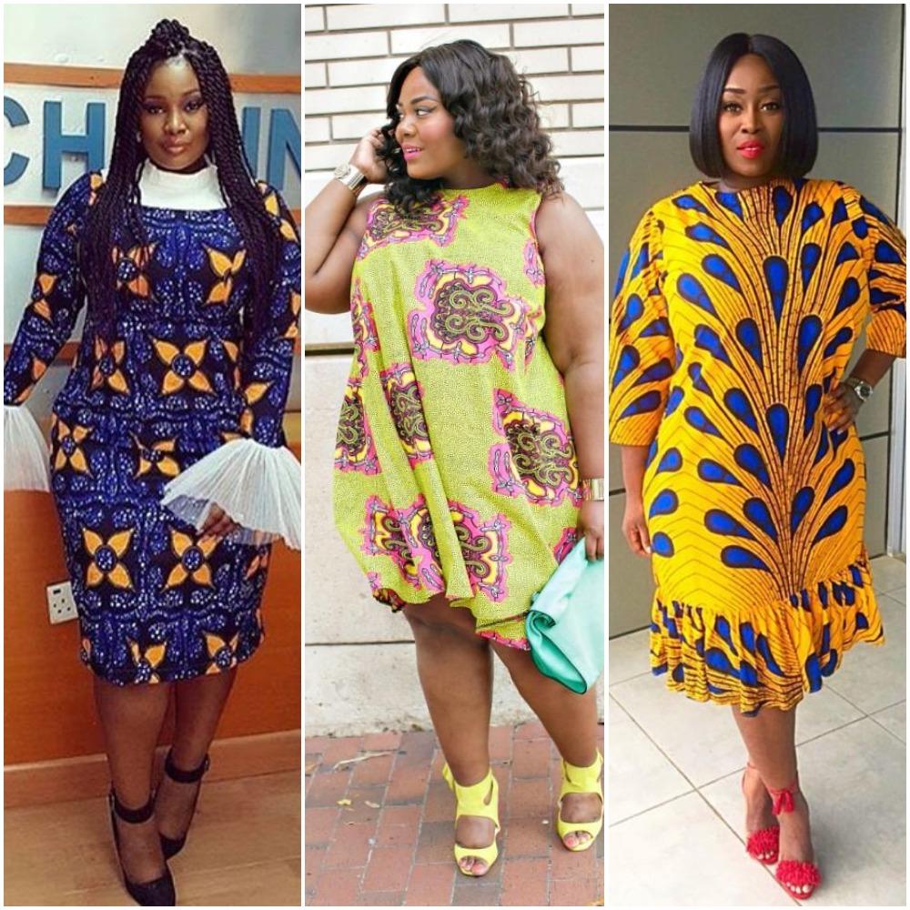 Latest Ankara Styles For Curvy Ladies Fabwoman