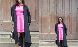 Oluwatoni Sanni Is Only African With 1st Class From University Of Bristol 2017 Set
