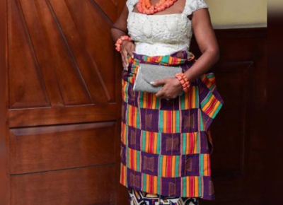 Omawumi Magbele Traditional Wedding Attires