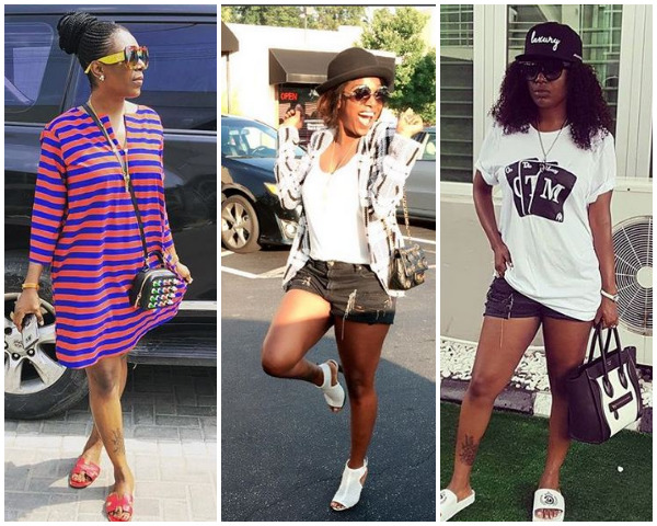 Annie Idibia Is Your Fun Everyday Kind Of Woman And These 17 Photos Prove Just That