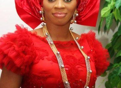 Shade Okoya Reveals Secret To Her Happy Marriage