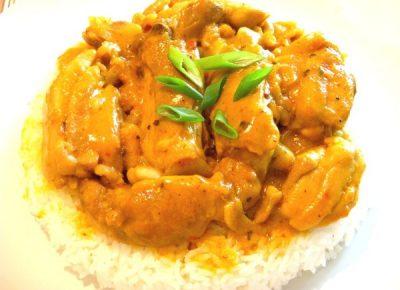 Chicken Curry Sauce Recipe