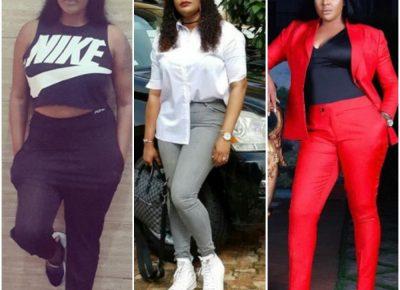 Angela Okorie Style Photos