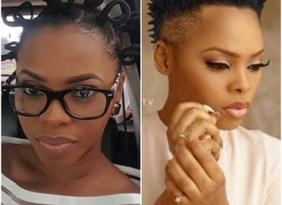 Chidinma Ekile Hairstyle Photos