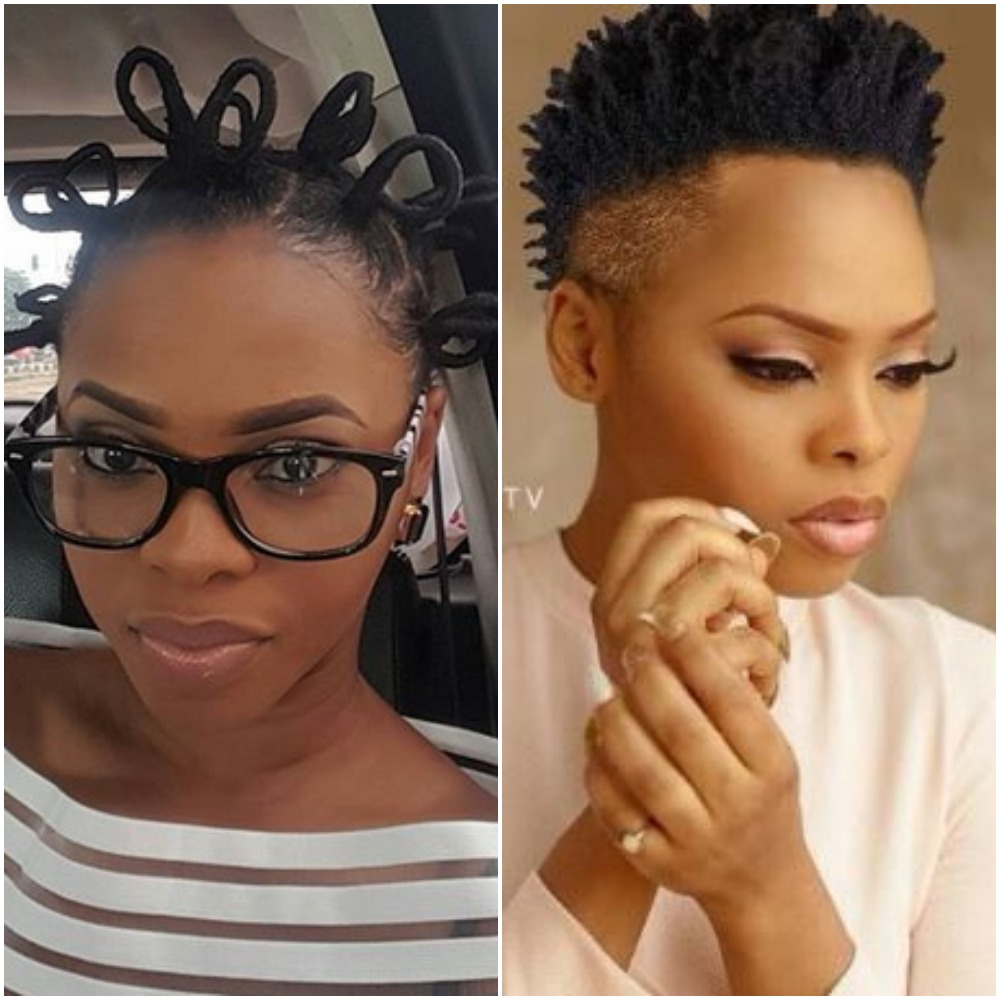 10 Photos That Shows Chidinma Loves Being Experimental With Her Hair