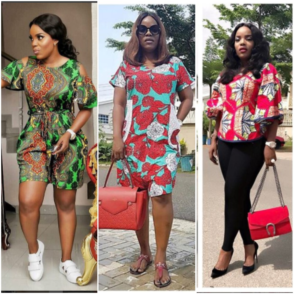 Actress And Beauty Of All Time, Empress Njamah Showcases