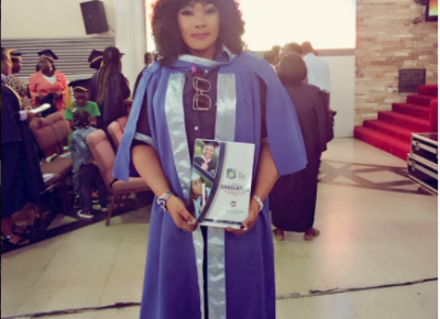 Eucharia Anunobi Graduates From Redeemers School of Disciples course
