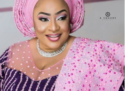 Foluke Daramola Opens Up About Being A Celebrity In Lagos