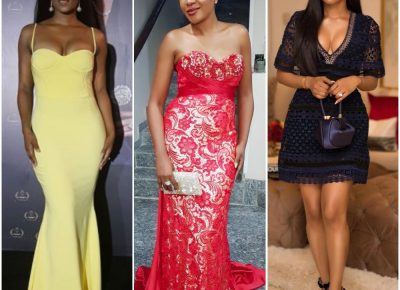 Nigerian Female Celebrities At Omotola Jalade 40th Grand Ball