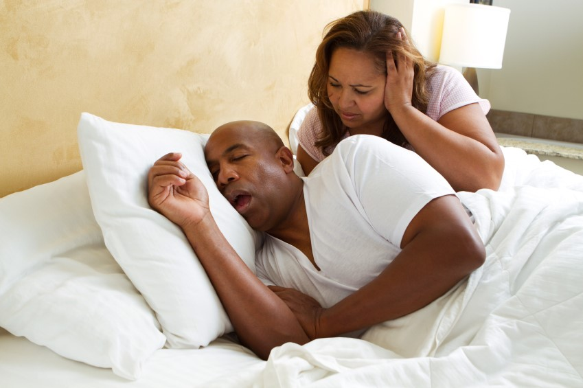 7 Tips To Help You Deal With A Partner Who Snores