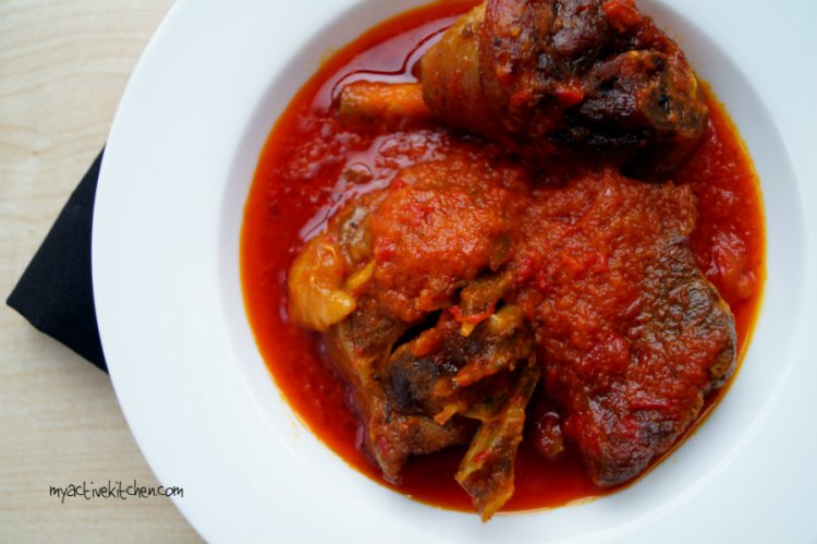 Tomato-less Stew Nigerian Recipe