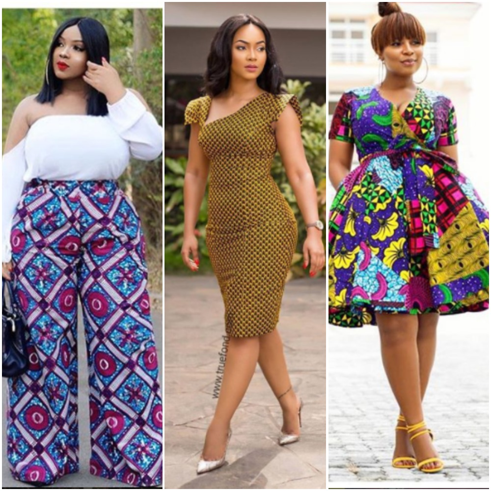 15 Ankara Outfit Inspiration To Make You Stand Out At The Cinema This Weekend