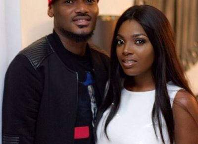 Annie Idibia And Tuface Wedding Anniversary