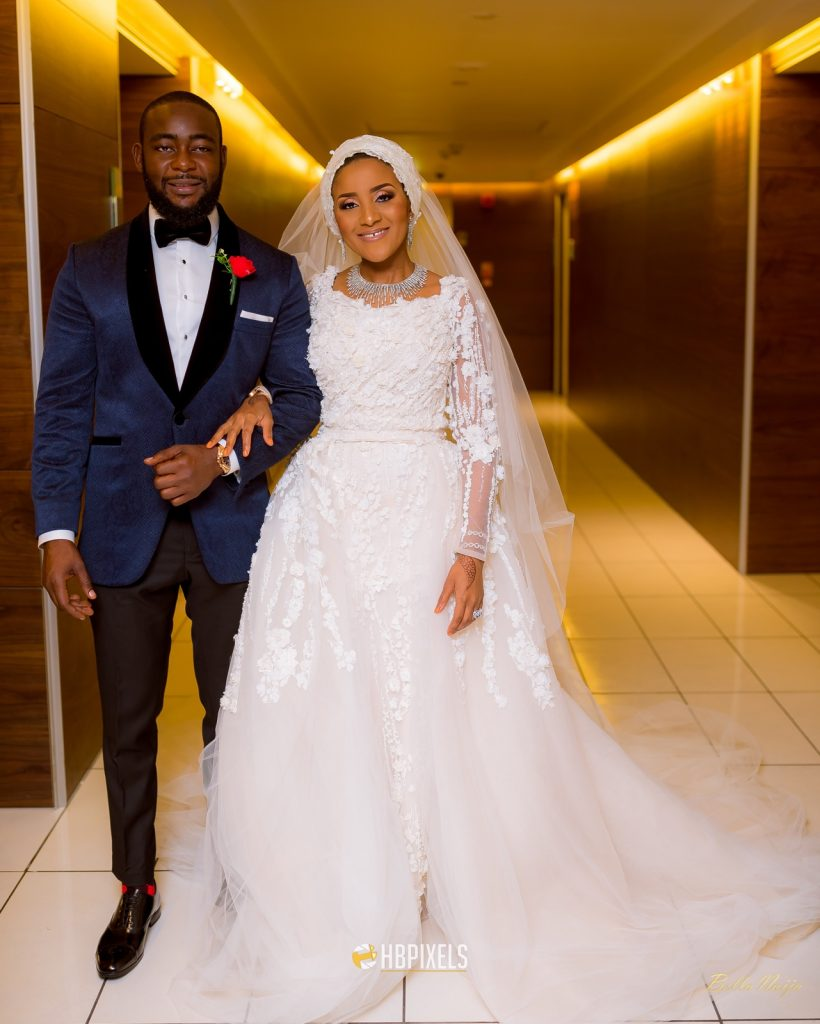 All The Glitz And Glamour  At The Grand Finale Of Dangote Daughter Fatima's Wedding