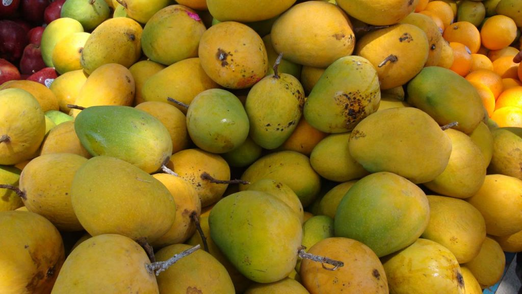 Mango Nutritional Benefits