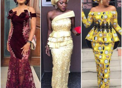 Asoebi Latest Styles