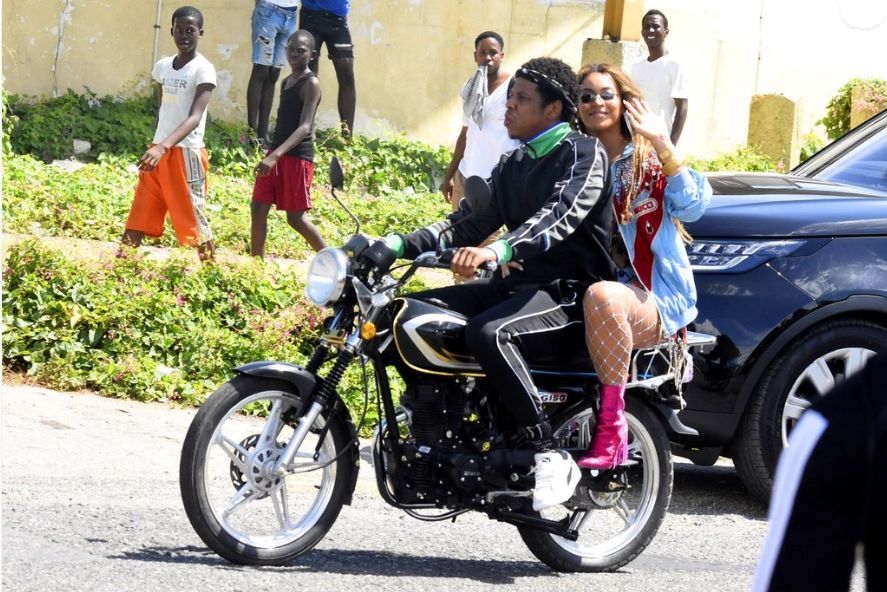 This Is The Beautiful Thing Beyoncé And Jay-Z Did On Their Visit To Jamaica