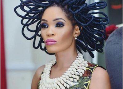 Chika Lann Hairstyles Costs 40 Million Naira