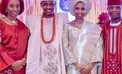 Damilola Osinbajo And Oluseun Bakare's Traditional Engagement Photos