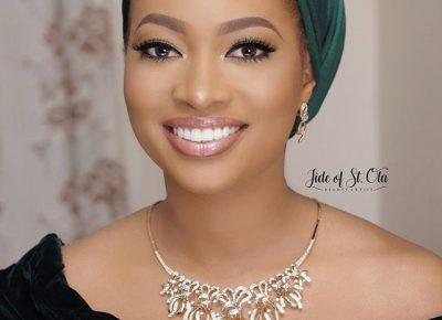 Fatima Ganduje Beauty Looks For Her Wedding