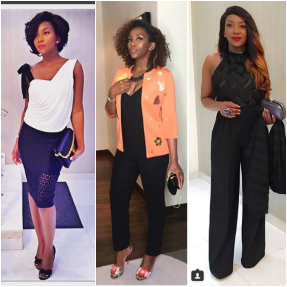 15 Photos That Show That Genevieve Nnaji Has Not Aged In All These Years