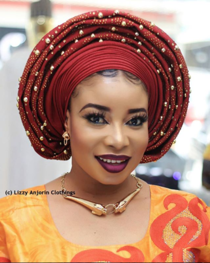 Lizzy Anjorin Is Definitely A Boss Lady As She Acquires Range Rover Autobiography