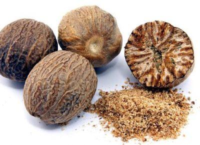 Nutmeg For Scars
