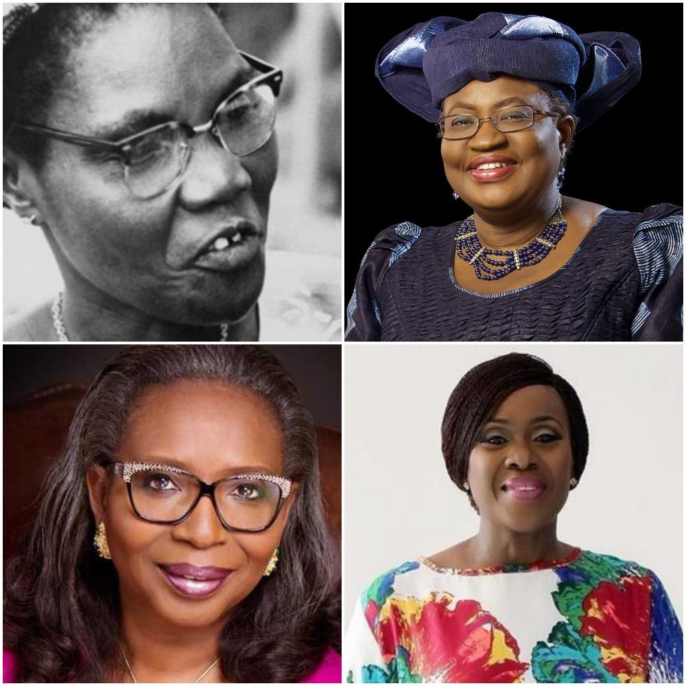 Influential Women In Nigeria.