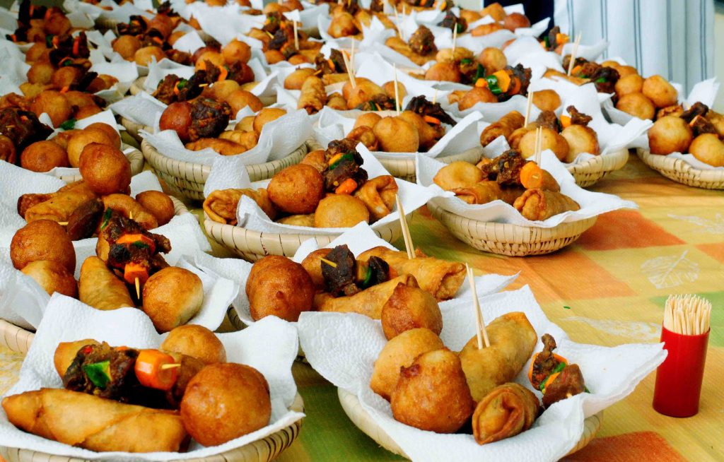 5 Tips Needed To Start A Lucrative Small Chops Business