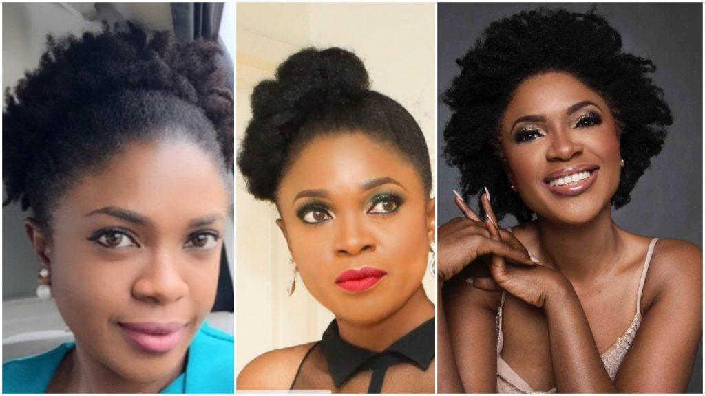 Omoni Oboli Natural Hairstyles Fabwoman