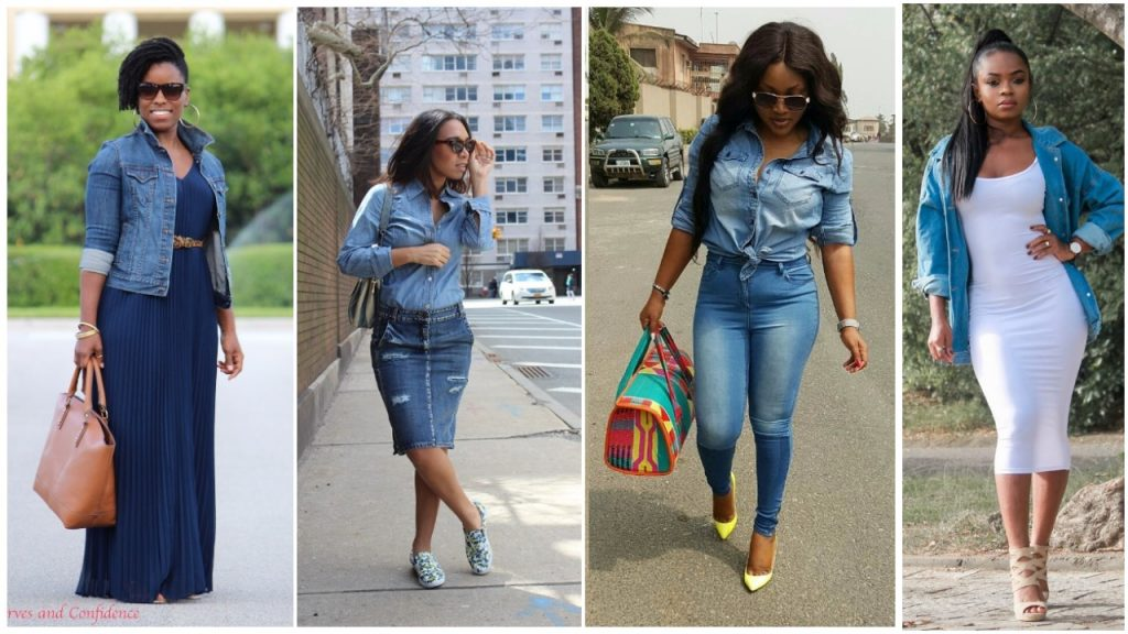 6 Stylish Ways To Wear A Denim Jacket