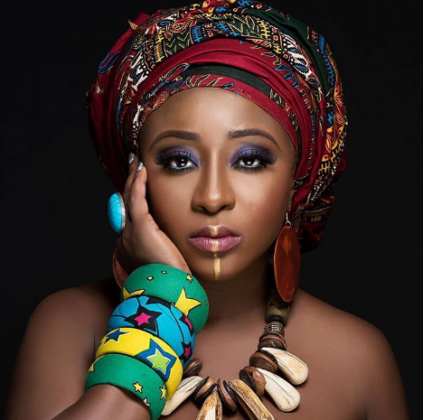 Ini Edo Is All Shades Of Stunning In 37th Birthday Photos